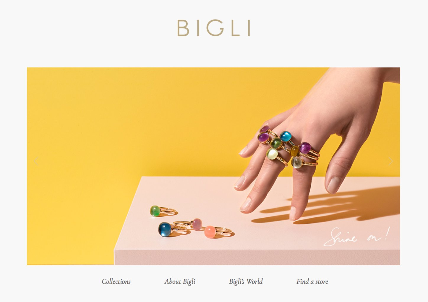 Website Bigli