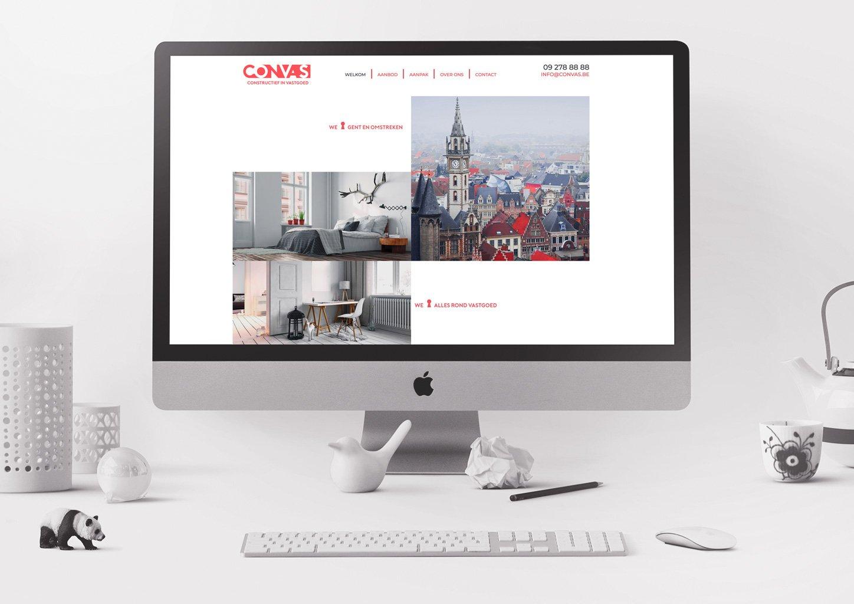 Website Convas