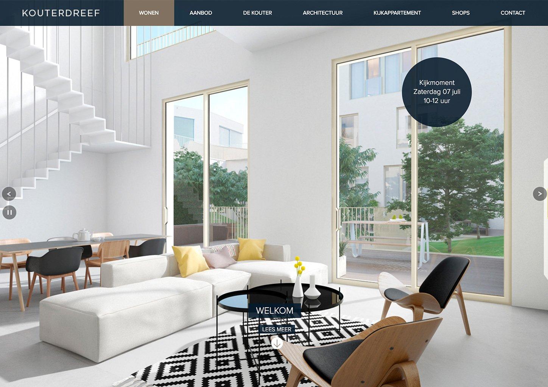 Website Kouterdreef