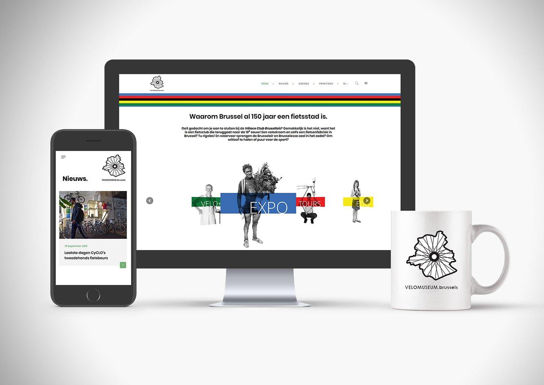 Website velomuseum.be