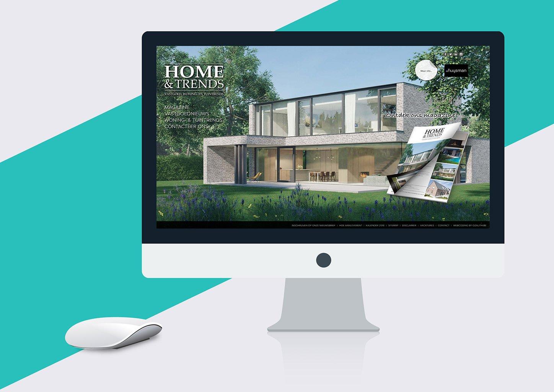 Website Home & Trends
